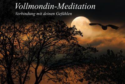 Cover Vollmondin-Meditation - Verbindug mit deinen Gefühlen