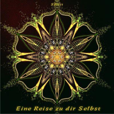 SPIRIT - Eine Reise zu dir Selbst - CD Cover - Front
