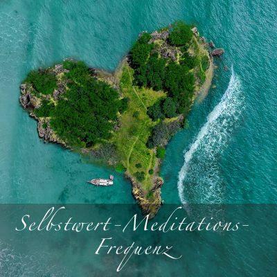 Selbstwert-Meditations-Frequenz Cover